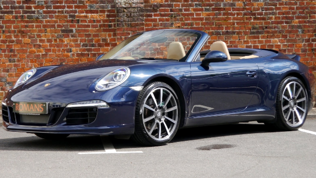 Enjoy this Summer in the Comfort of a Quality Convertible from Romans of St Albans