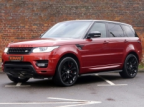 £59,995 - Land_Rover Range Rover Sport Autobiography 4.4 SDV8 - Stealth Pack - 22in alloys