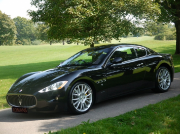 Maserati - GRANTURISMO S V8 - AUTO - EXTENDED WARRANTY - 10,000 MILES - ONE OWNER -