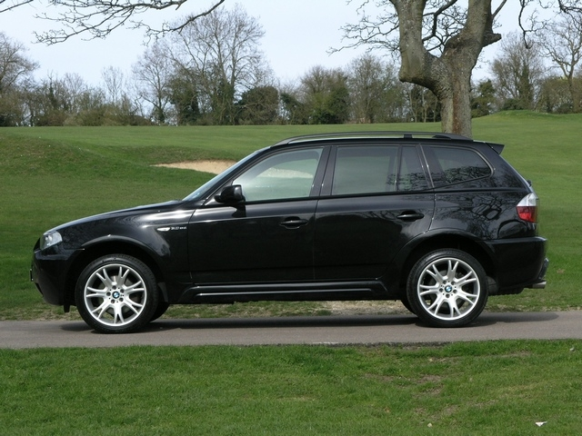 bmw x3 3 0 sd m sport automatic 2007 romans of st albans. Black Bedroom Furniture Sets. Home Design Ideas