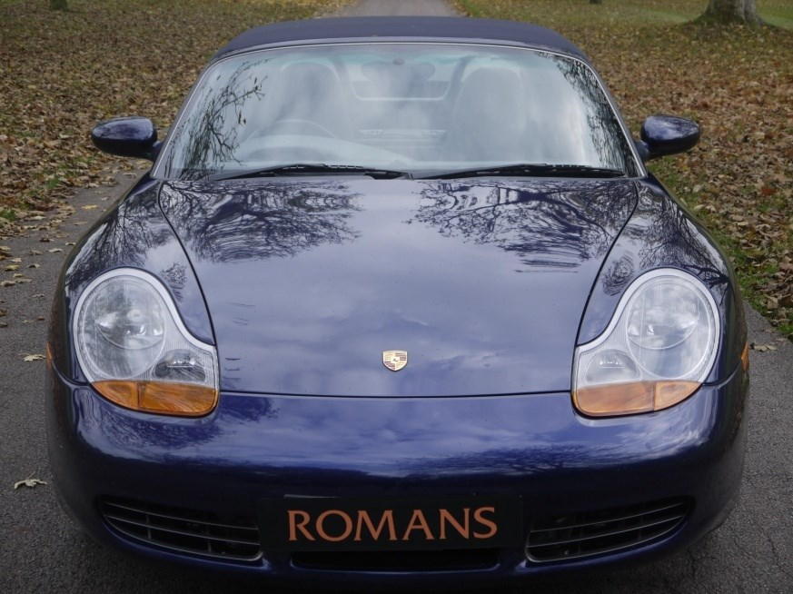 Porsche Boxster 3 2 S Tiptronic S For Sale