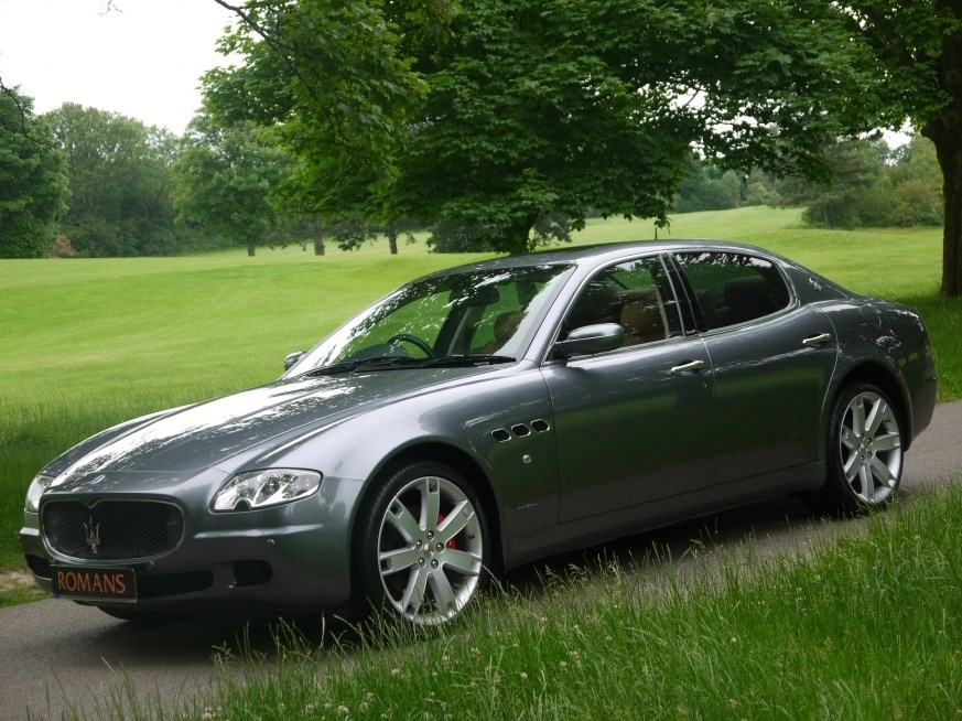 maserati quattroporte sport gt duoselect 38 000 miles 2 yr warranty included for sale. Black Bedroom Furniture Sets. Home Design Ideas