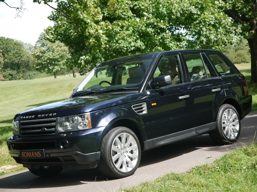land rover range rover sport 2 7 tdv6 hse 2 yr warranty included for sale. Black Bedroom Furniture Sets. Home Design Ideas