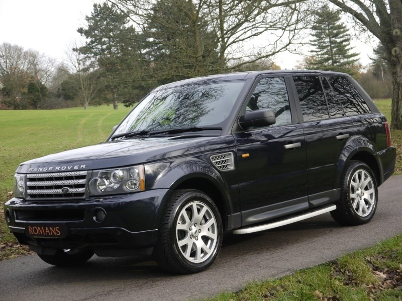 land rover range rover sport 2 7 tdv6 hse auto for sale. Black Bedroom Furniture Sets. Home Design Ideas
