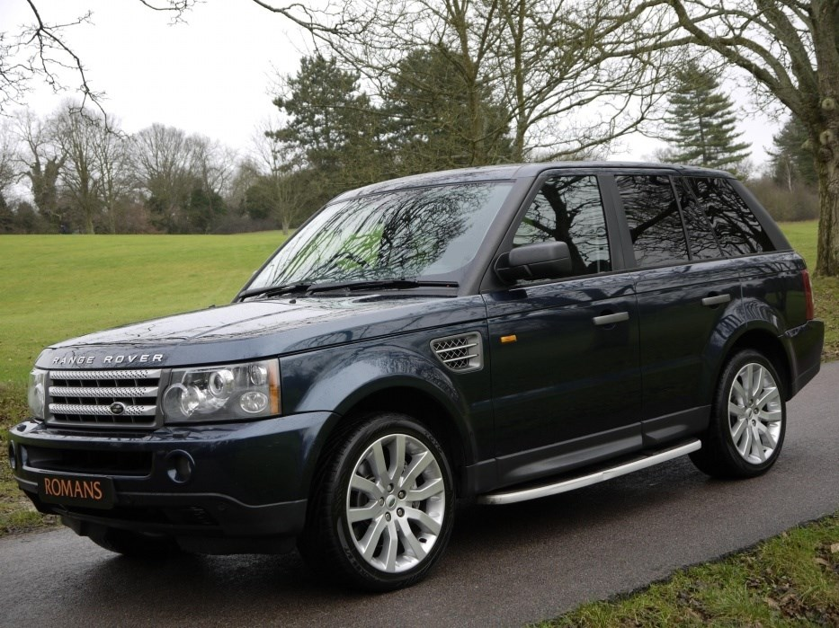 land rover range rover sport 2 7 tdv6 hse 53 000 miles just reduced for sale. Black Bedroom Furniture Sets. Home Design Ideas