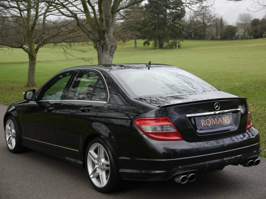 Diamond Auto Sales >> Mercedes-Benz C CLASS C320 CDI SPORT AUTO AMG BODYKIT ...