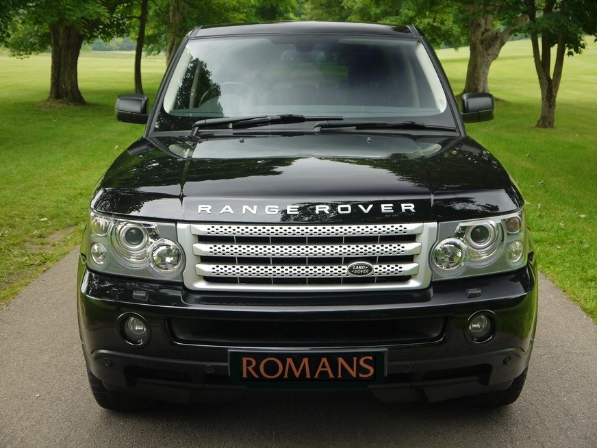land rover range rover sport 2 7 tdv6 hse 40 000 miles huge spec for sale. Black Bedroom Furniture Sets. Home Design Ideas