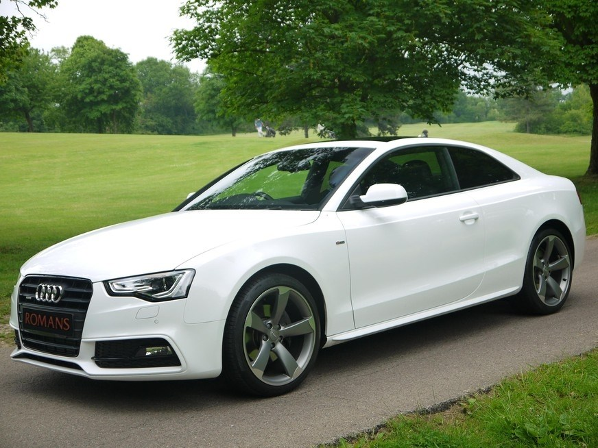 audi a5 3 0 tdi 245 quattro black edition s tronic 7 000 miles for sale. Black Bedroom Furniture Sets. Home Design Ideas
