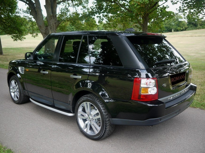 land rover rover range rover sport 2 7 tdv6 hse 50 000 miles huge spec for sale. Black Bedroom Furniture Sets. Home Design Ideas