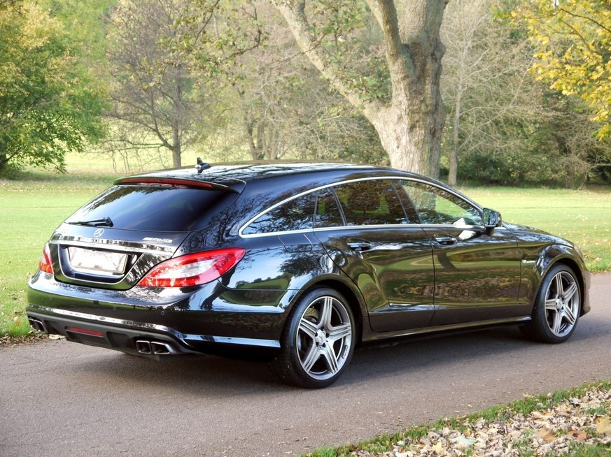Mercedes Benz Cls 63 Amg Shooting Brake Edition 1 For Sale