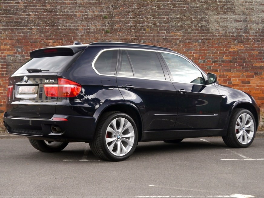 bmw x5 m sport automatic sat nav reversing camera for sale. Black Bedroom Furniture Sets. Home Design Ideas