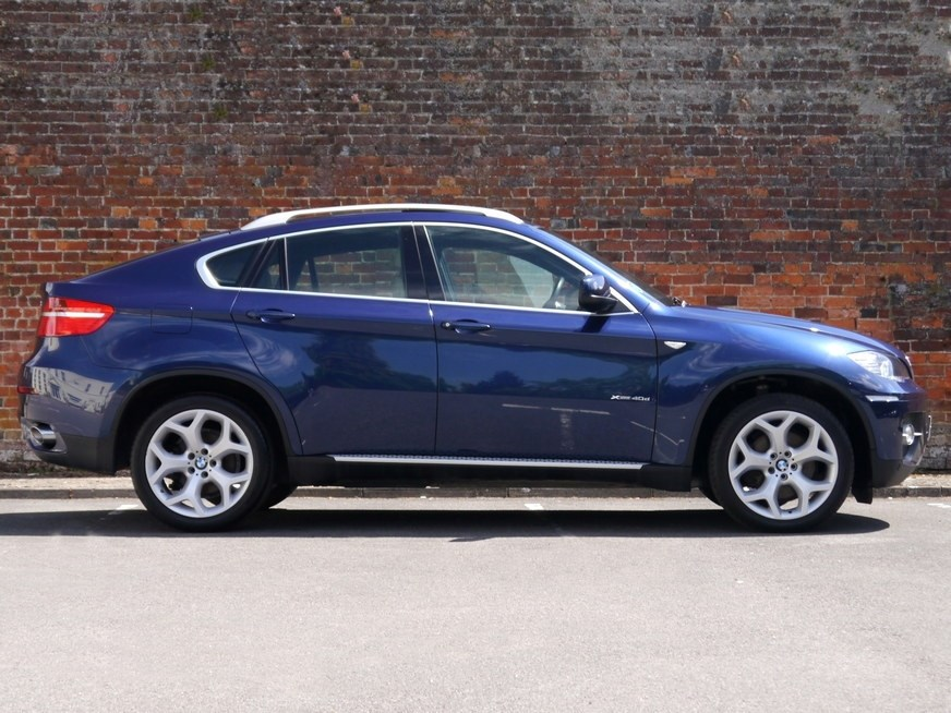 bmw x6 xdrive 40d steptronic 1 owner endless list of extras for sale. Black Bedroom Furniture Sets. Home Design Ideas