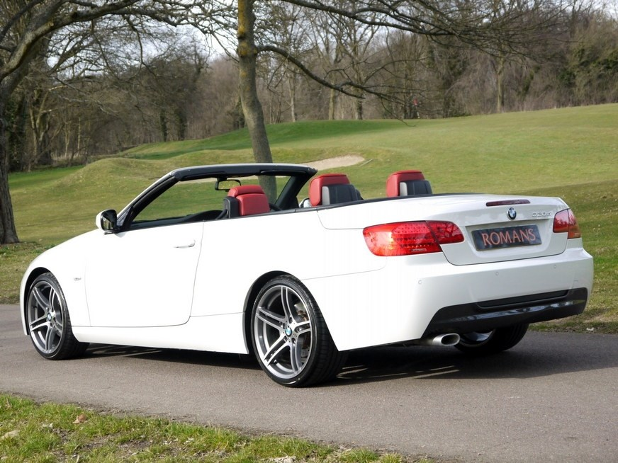 Bmw 320d M Sport Step Auto Convertible 1 Owner Great Spec For Sale