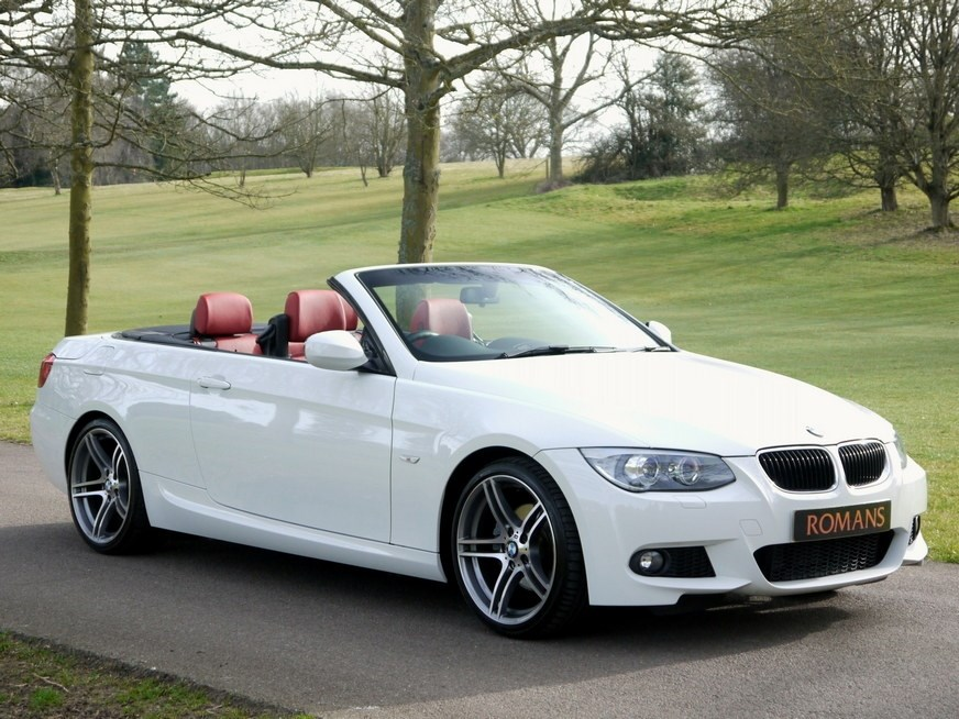 bmw 320d m sport step auto convertible 1 owner great spec for sale. Black Bedroom Furniture Sets. Home Design Ideas