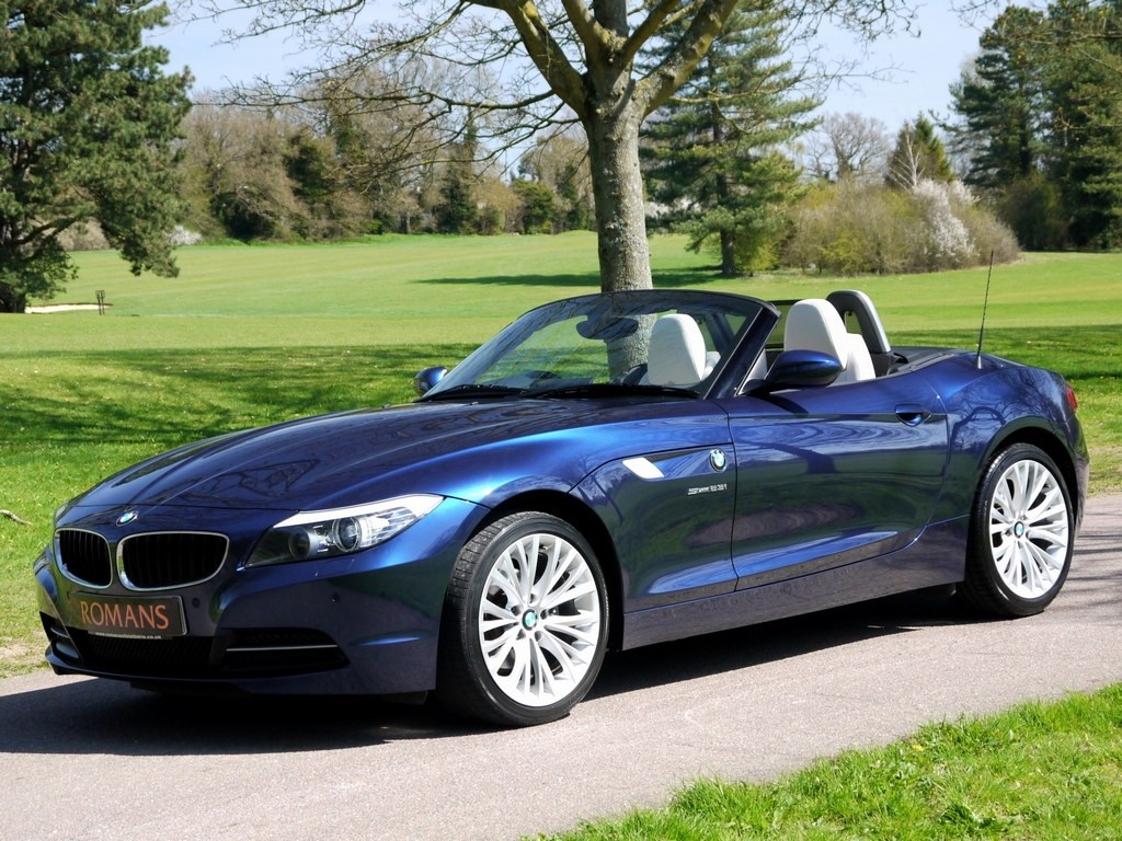 bmw z4 sdrive 23i automatic long list of extras for sale. Black Bedroom Furniture Sets. Home Design Ideas