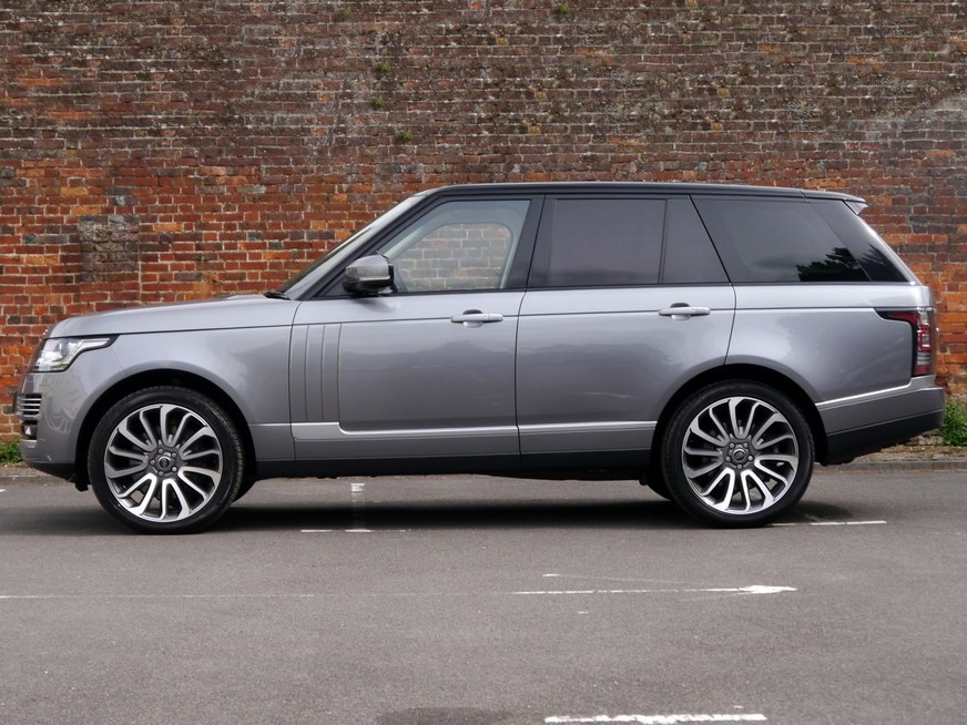 How Much Is A Land Rover >> Land Rover Range Rover SDV8 VOGUE SE - Big Specification for Sale