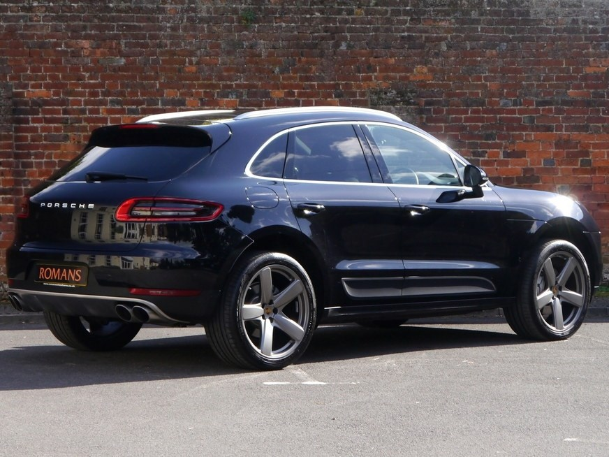 Porsche Macan S Diesel Pdk Panoramic Roof 21 Alloy Wheels For Sale