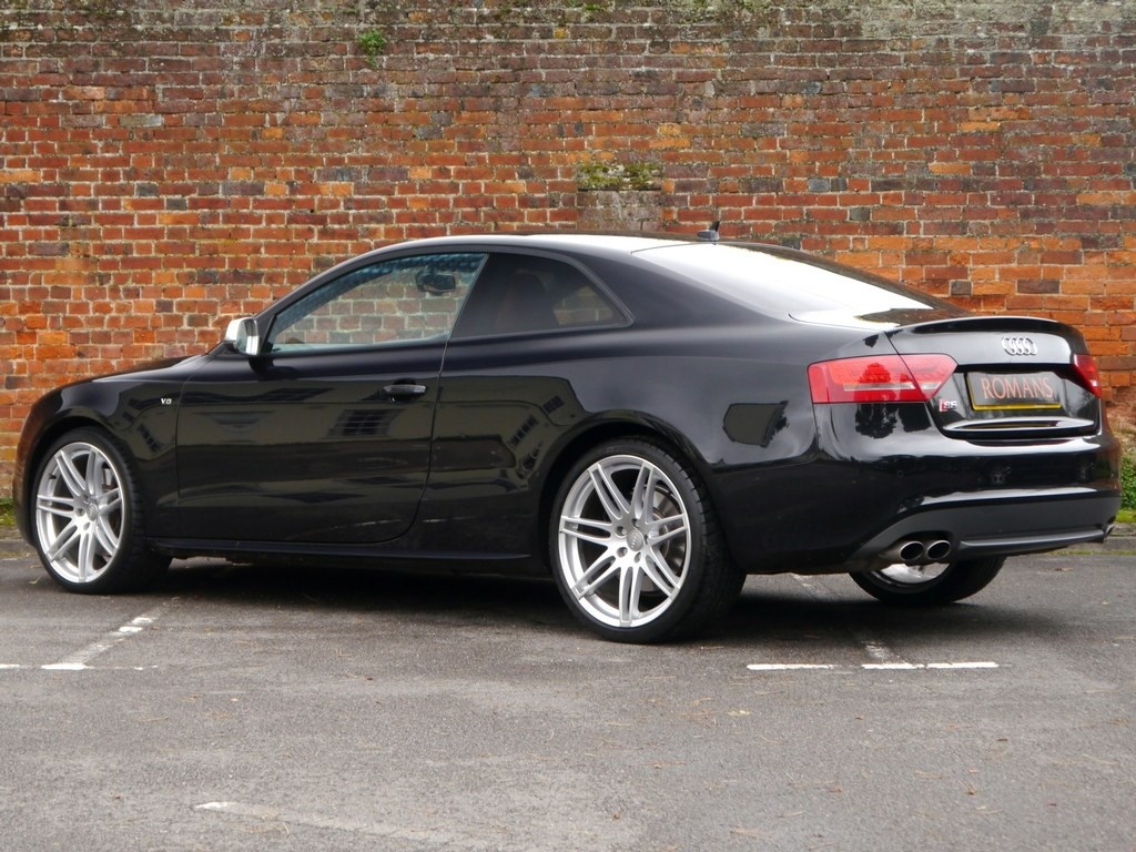 Straight Line Performance >> Audi S5 4.2 V8 Quattro Manual - Bang&Olufsen - Sat Nav ...