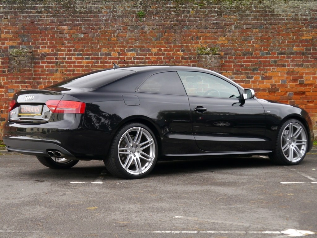 Audi S5 4 2 V8 Quattro Manual - Bang U0026olufsen