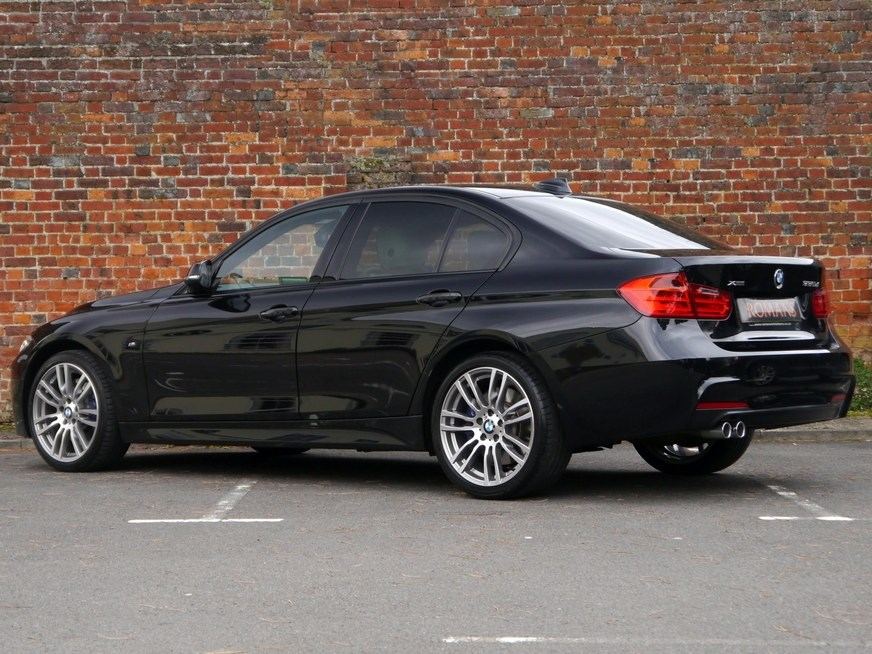 Bmw 335d For Sale >> BMW 335d xDrive M Sport - Individual Interior - Massive Specification for Sale