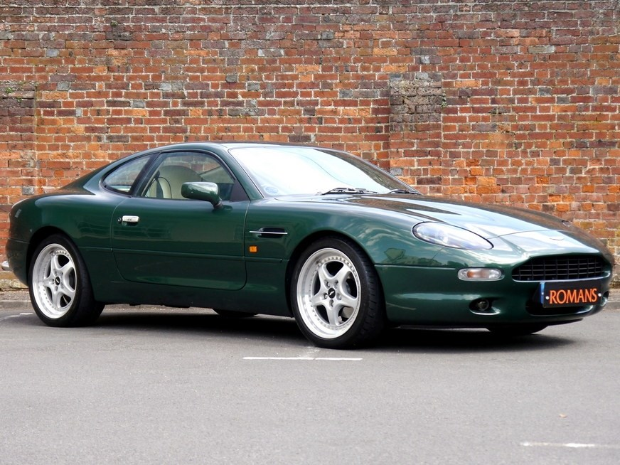 Aston Martin DB7 3.2 i6 Manual - 1 Owner - Low Mileage for Sale