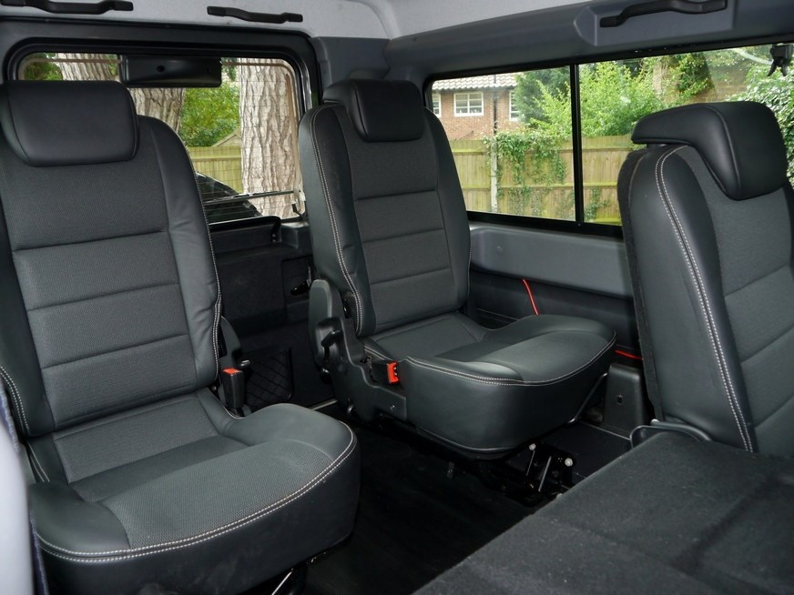 Land Rover Defender 110 Xs 2 2 7 Seats Loads Of