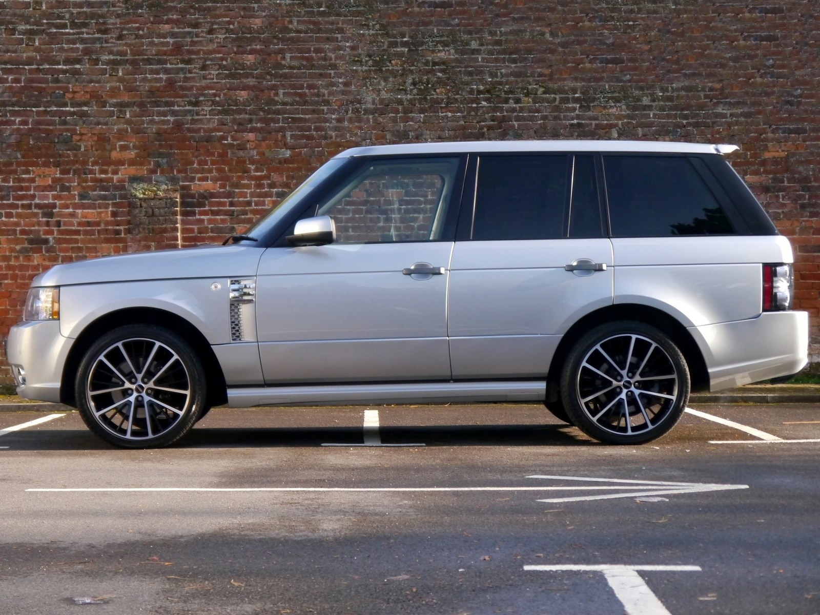 Range Rover Interior >> Land Rover Range Rover Vogue TDV8 - OVERFINCH Body Styling - 22'' Alloys for Sale