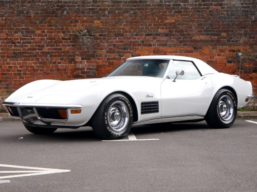 Chevrolet Corvette C3 Stingray 454 Convertible For Sale