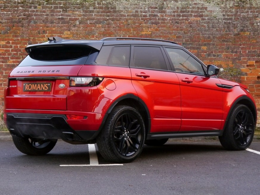2018 Land Rover Range Rover Sport >> Land Rover Range Rover Evoque 2.0 TD4 HSE Dynamic Lux - Black Design Pack - Big Spec for Sale