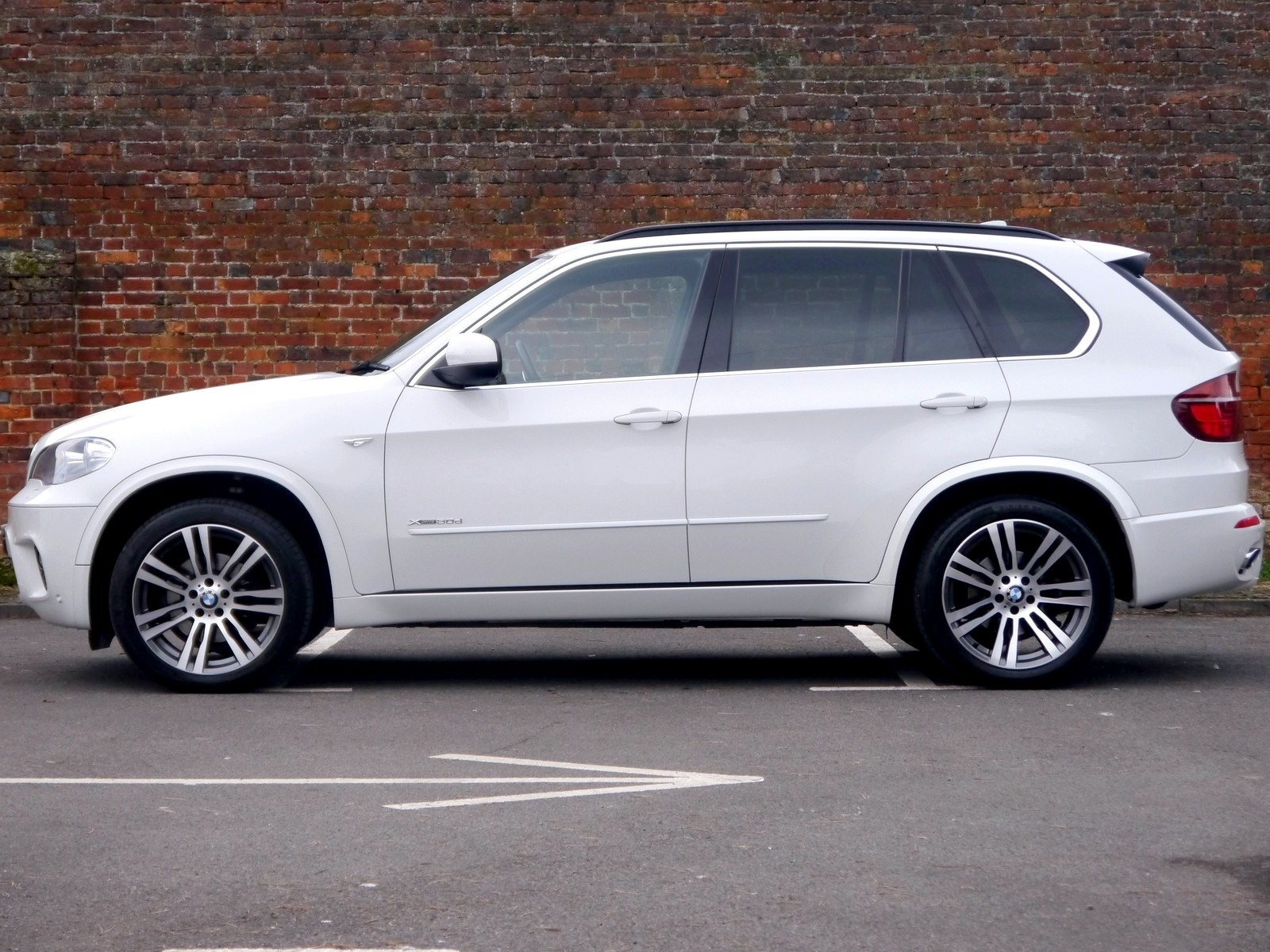 Bmw X5 Xdrive30d M Sport Automatic 7 Seats 20 Alloy