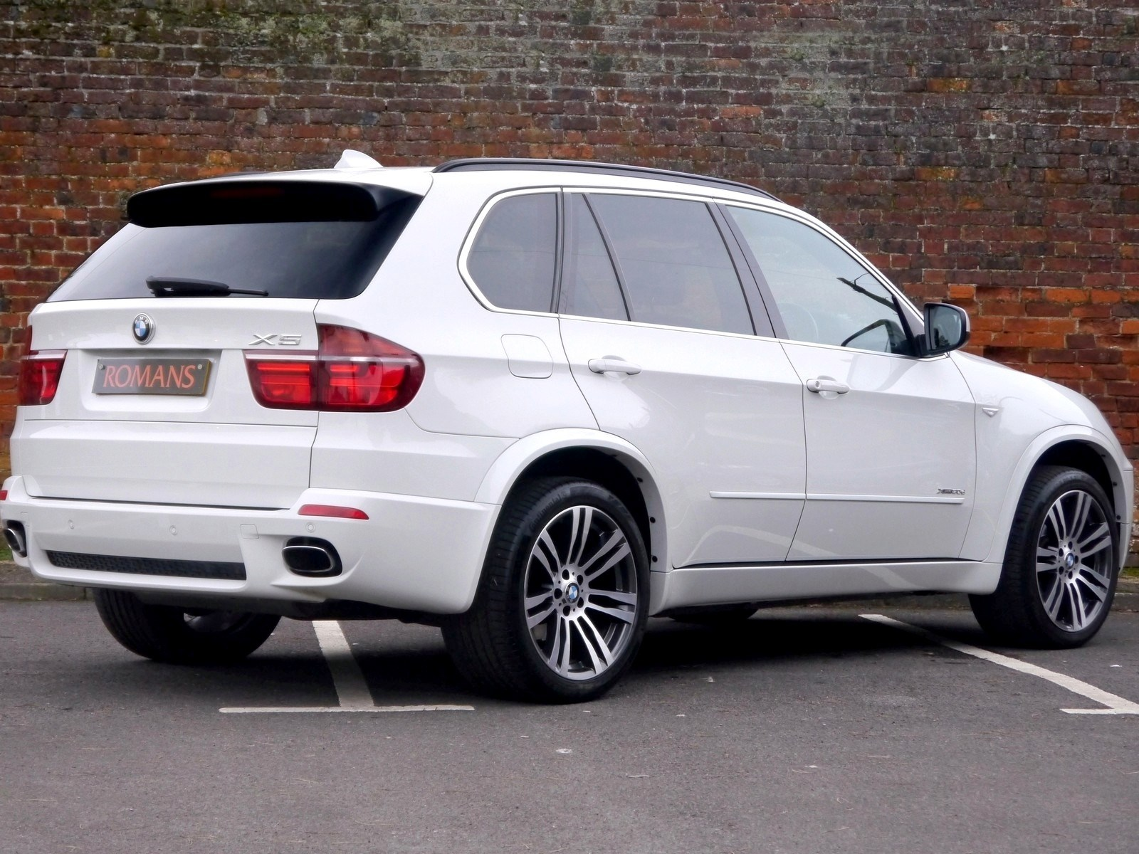 Best Mileage Suv >> BMW X5 xDrive30d M Sport Automatic - 7 Seats - 20'' alloy ...