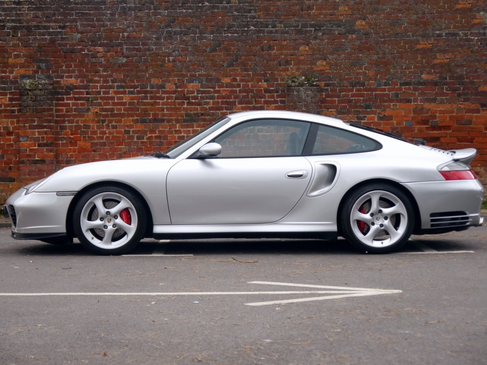 porsche 911 996 turbo tiptronic s - investment opportunity for sale