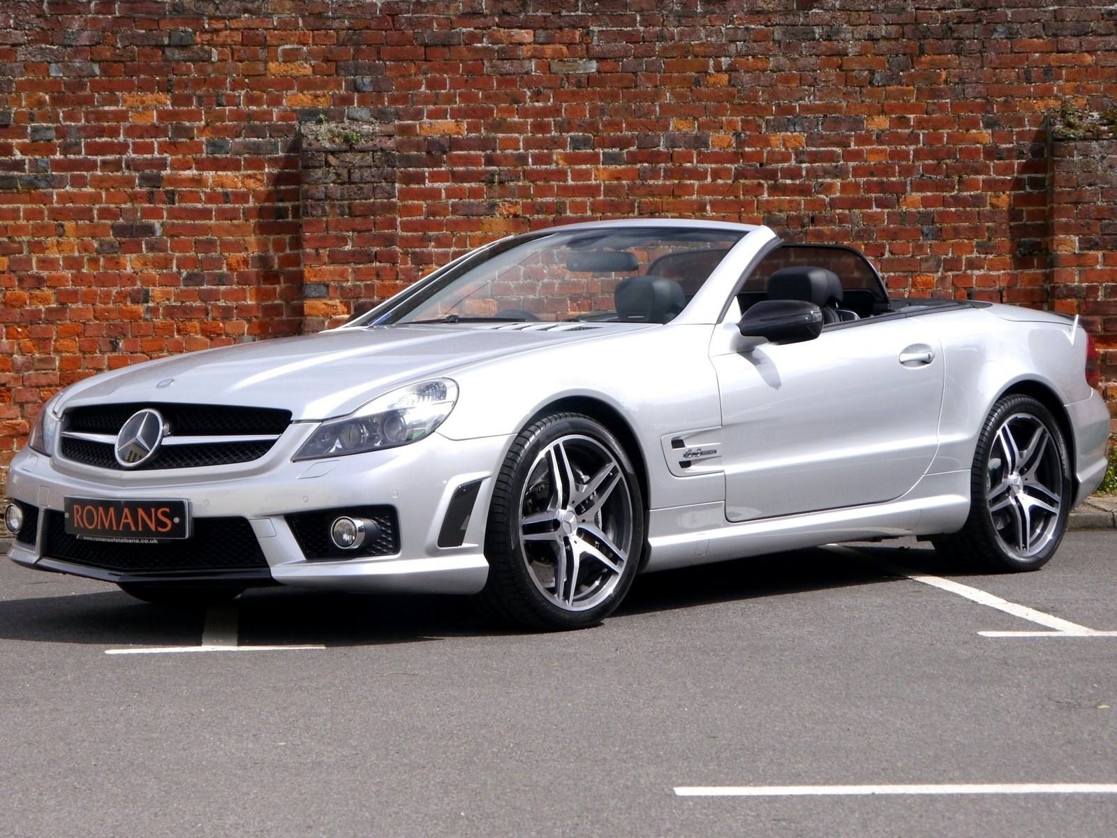 mercedes benz sl63 amg speedshift mct auto amg performance package carbon exterior package. Black Bedroom Furniture Sets. Home Design Ideas