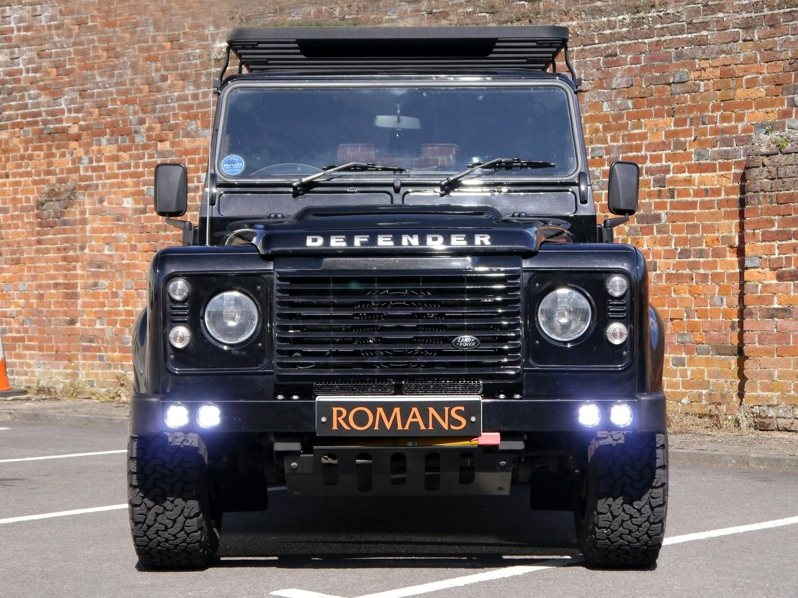 Land Rover Defender 110 Xs 2 2d Urban Automotive Loads