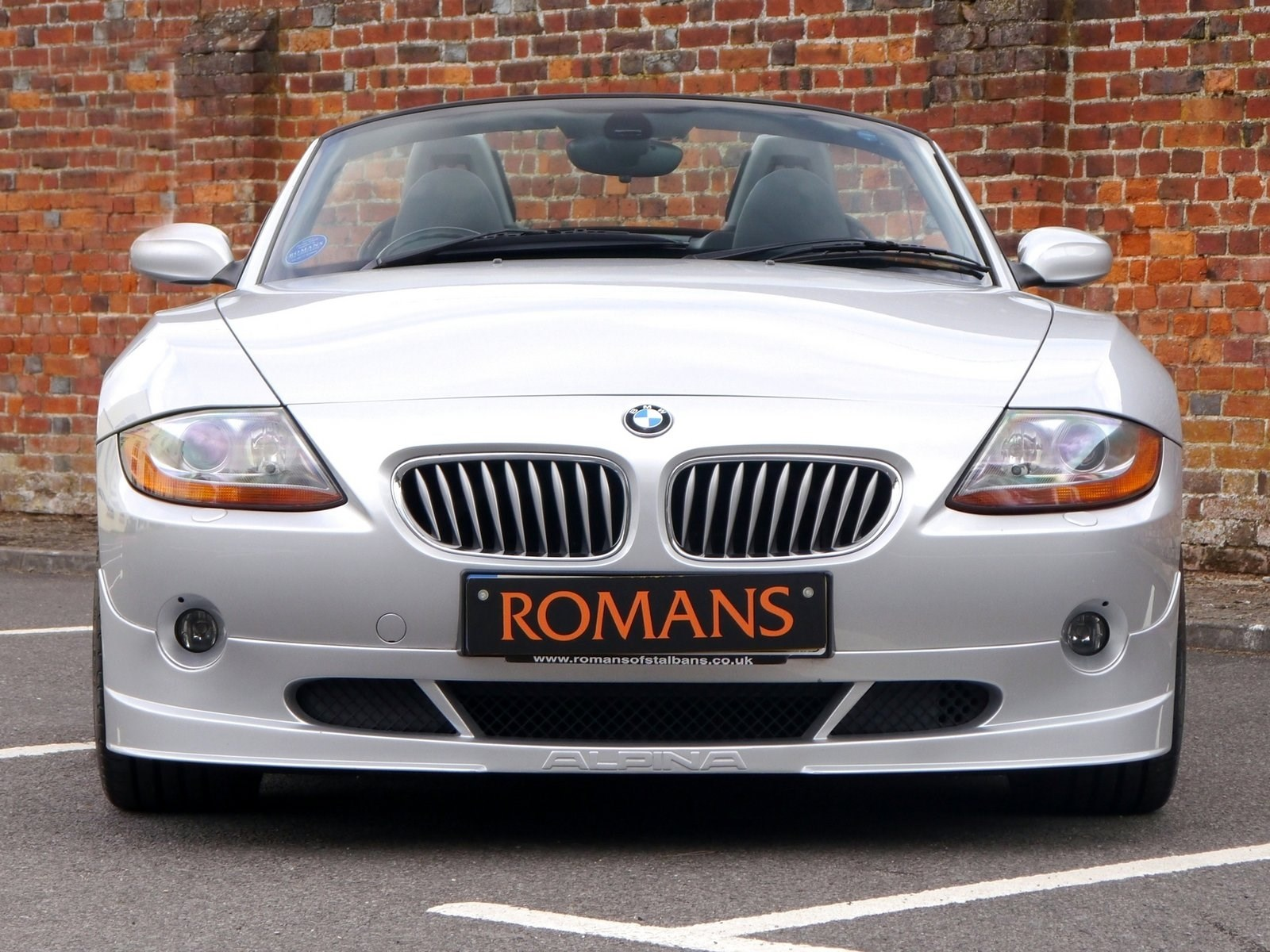 BMW ALPINA Roadster S Lux Rare Vehicle BMW FSH For Sale - Alpinas for sale