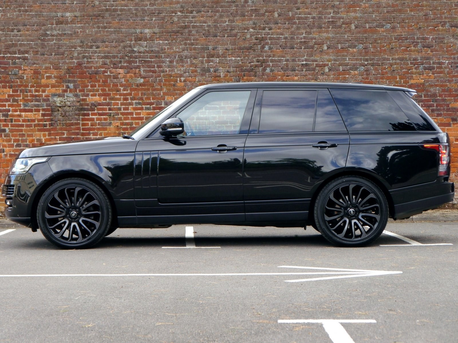 Range Rover Autobiography >> Land Rover Range Rover Autobiography 3.0 SDV6 - Black Design Package - 22in alloy wheels - 1 ...