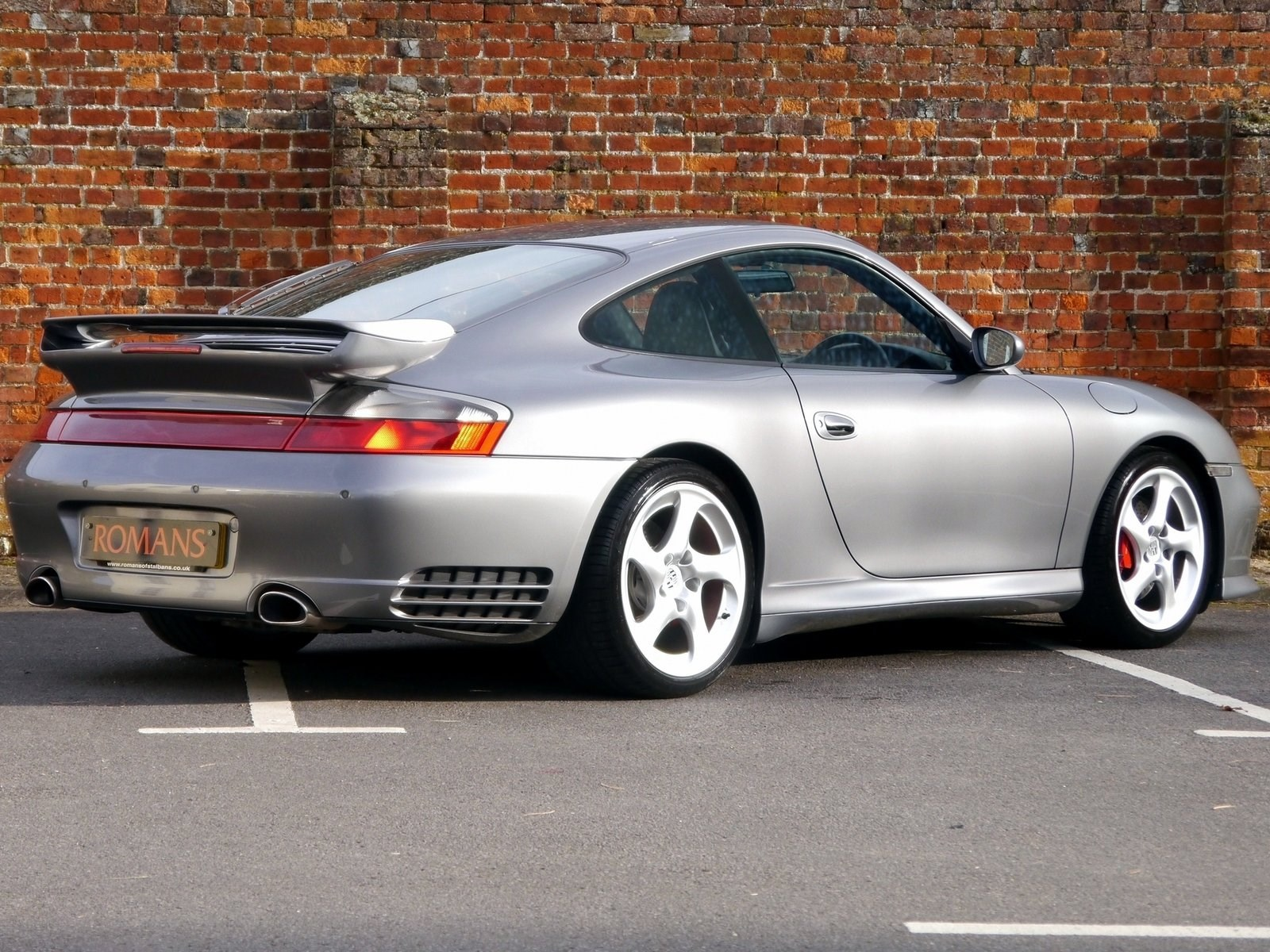 Porsche 911 996 Carrera 4s Manual C4s Aero Kit Ims