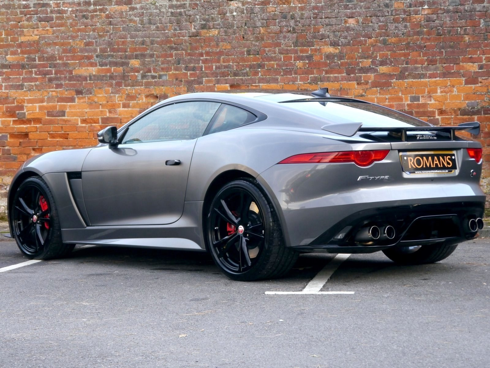 Fast Awd Cars >> Jaguar F-Type SVR 5.0 V8 Supercharged AWD - Big Specification for Sale