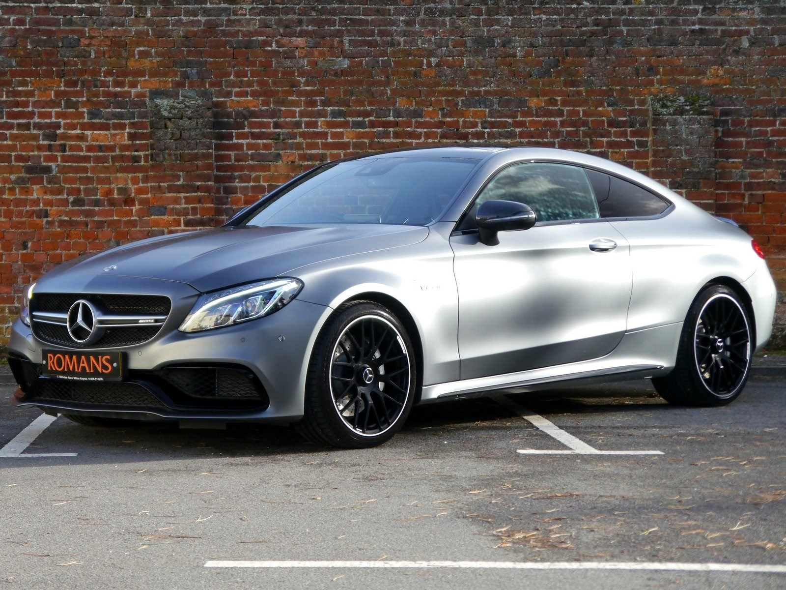 Mercedes-AMG C63 review: Edition 1 driven | Top Gear