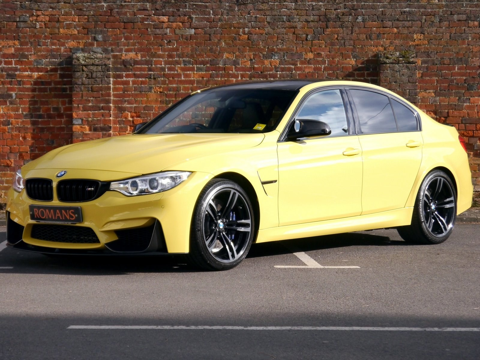 Aa Petrol Calculator >> BMW M3 3.0 M-DCT - Carbon - H/K Sound System - Extended Leather - Reversing Cam for Sale