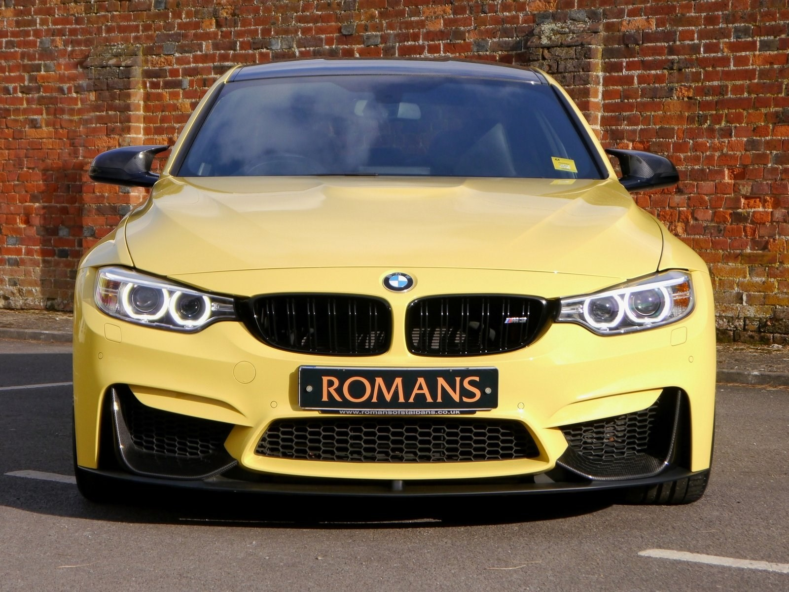 Bmw M3 3 0 M Dct Carbon H K Sound System Extended