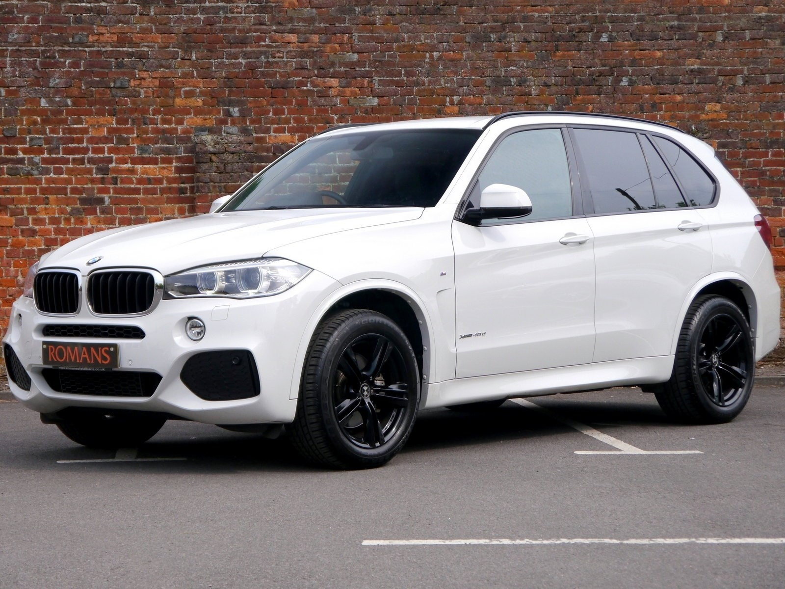 bmw x5 xdrive40d m sport automatic 7 seats rear entertainment package for sale. Black Bedroom Furniture Sets. Home Design Ideas