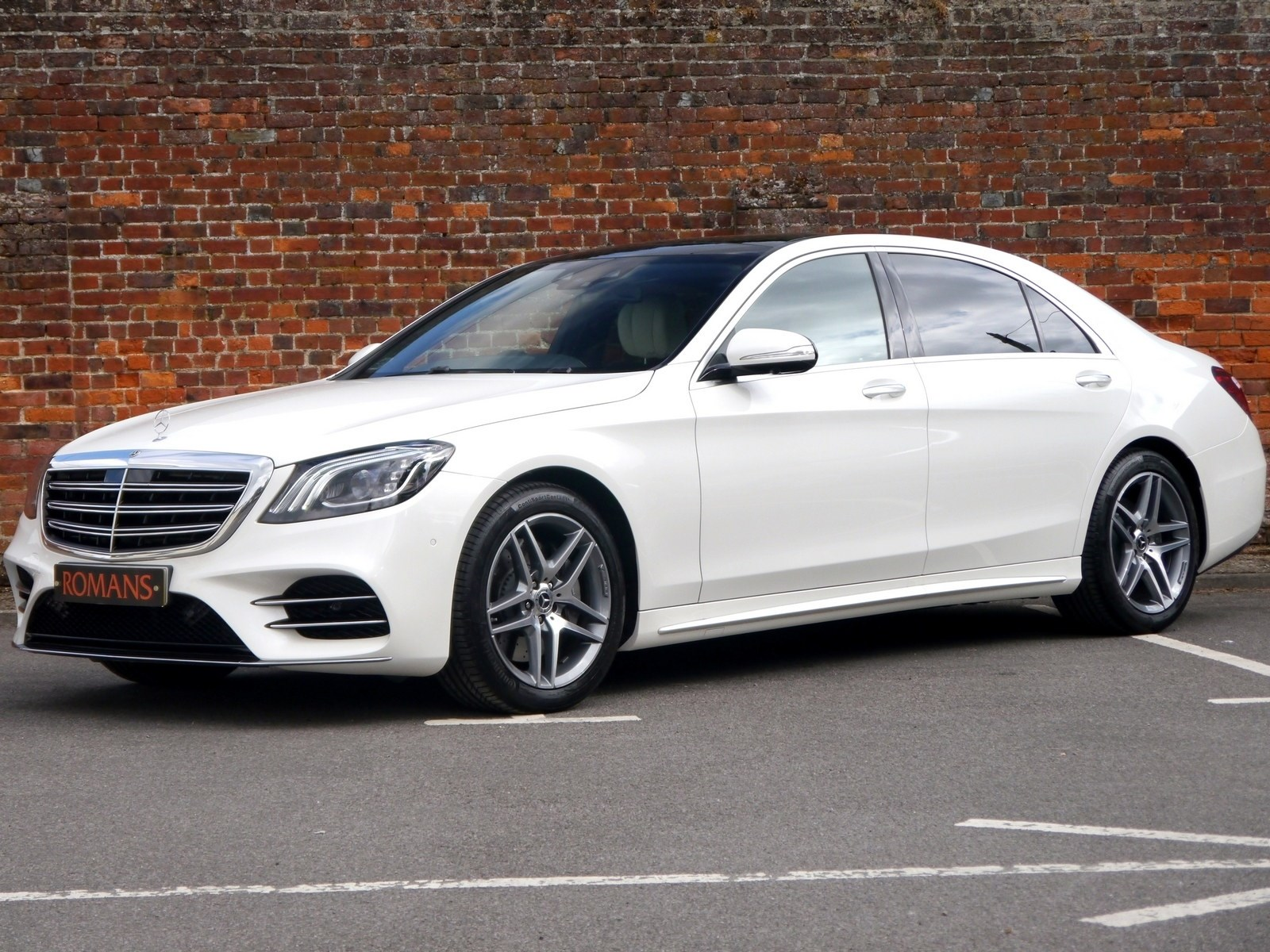 Best Buy Transmission >> Mercedes-Benz S Class S350d LWB AMG Line 9G-Tronic ...