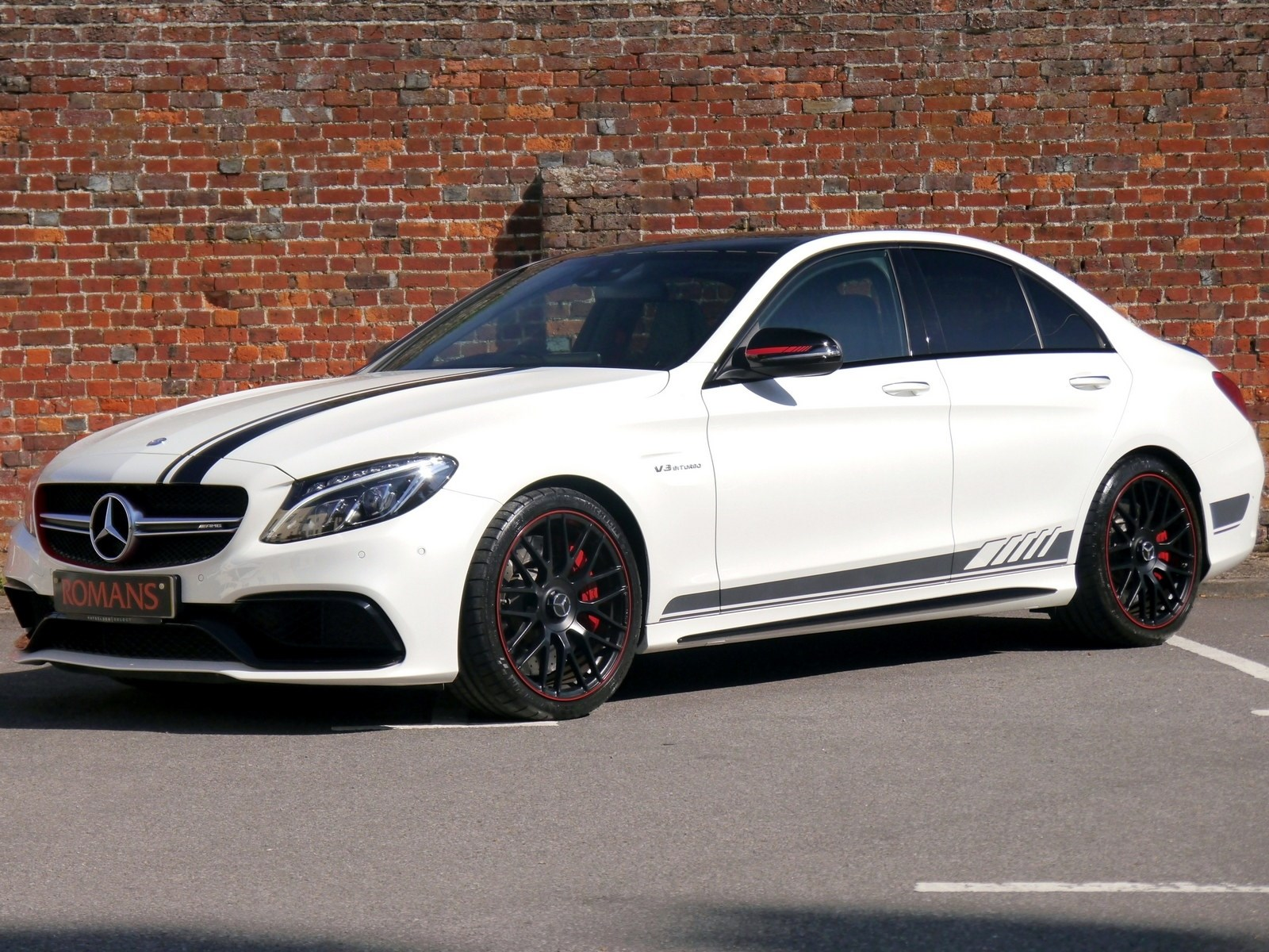 Mercedes-Benz C-Class C63s AMG Edition 1 Saloon MCT ...