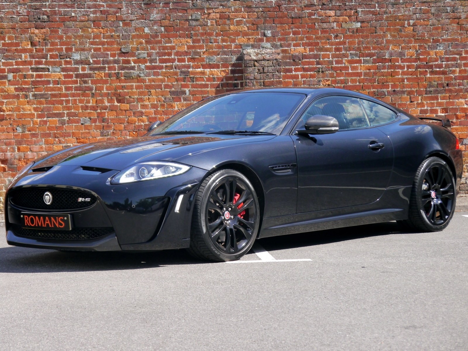 Jaguar XKR-S 5 0 V8 Supercharged - Reversing Camera