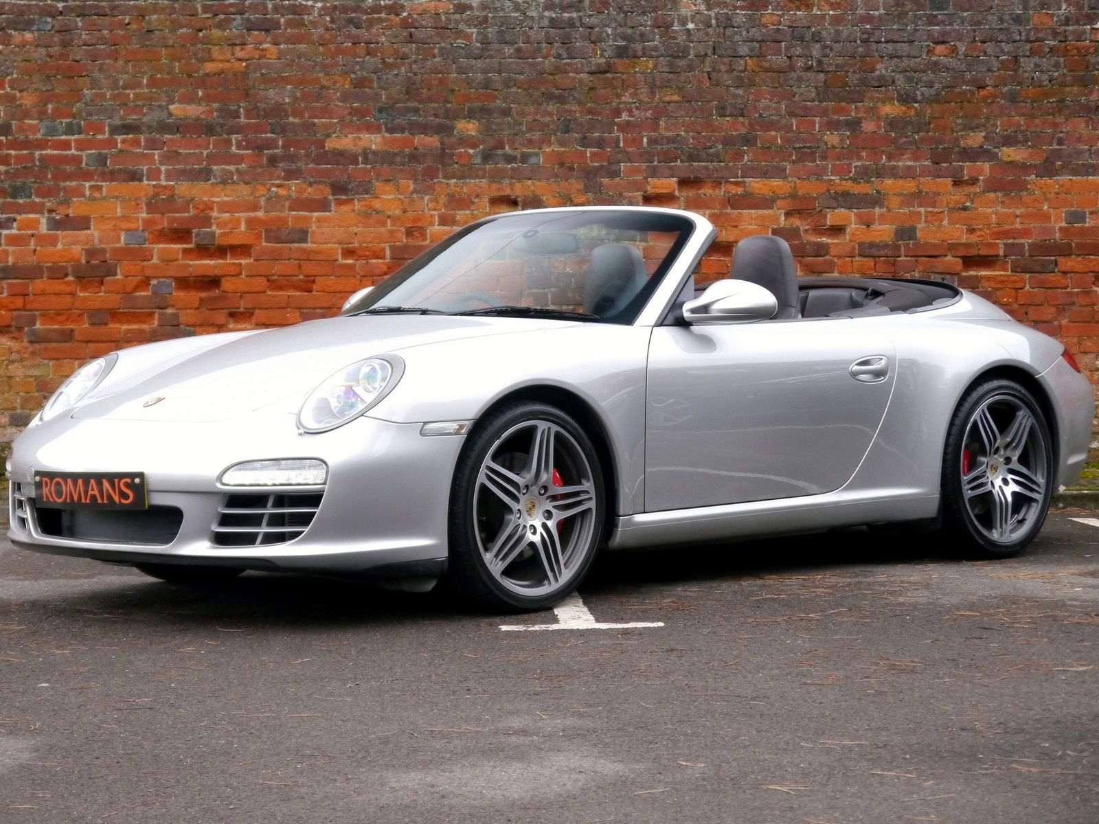 Porsche 911 997 Carrera S Gen Ii Cabriolet Manual Bose Pcm Nav Natural Leather Interior New Price For Sale